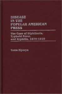 Disease in the Popular American Press Cover 2